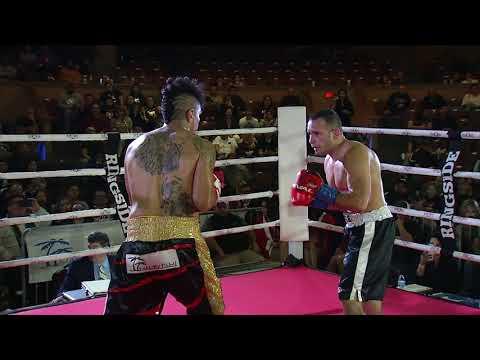 "FIGHT 8 - DANIEL ""DA BEAST"" BAIZ vs RAY TRUJILLO CAM 1"