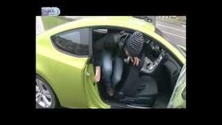 Тест-драйв Peugeot RCZ и Hyundai Genesis Coupe ч.1 (AutoTurn.ru)