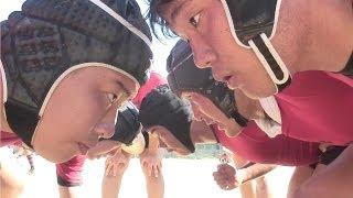 大阪朝鮮高級学校ラグビー部ドキュメンタリー 『60万回のトライ』 撮...