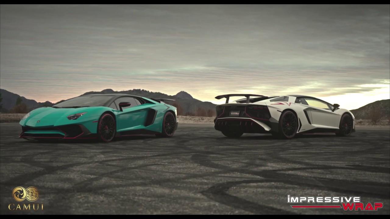 Lamborghini Aventador LP750 SV X Fi Exhaust   Let The Success Make Noise !!!
