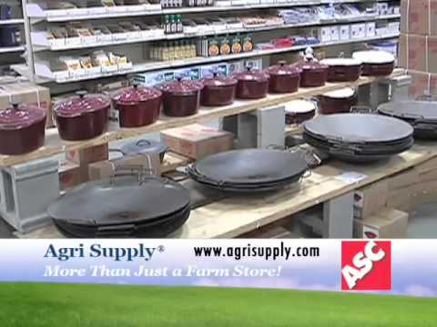 Agri Supply® Cooking Commercial