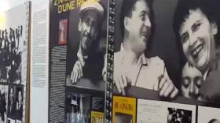 Seminci 2009. 54ª edición Exposición Cahiers du cinéma. Inauguración