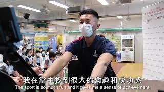 Publication Date: 2021-07-15   Video Title: Community In Action 學校訪問 - 趙顯臻