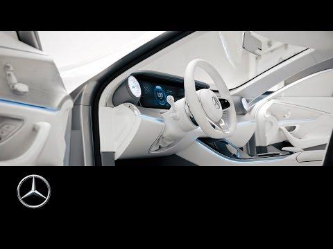 """Aus den Mercedes Benz Design-Studios: Der Innenraum als """"The 3rd place"""""""