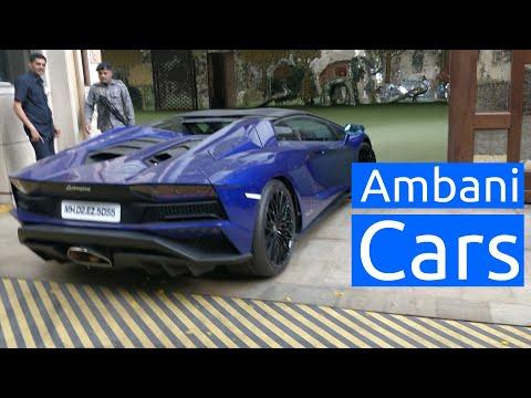car-spotting-the-ambani-cars---ep11