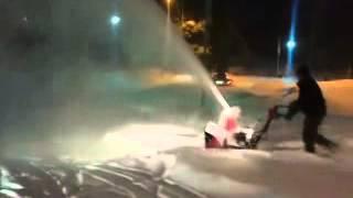Honda HSS 655 ETS / HS 622 K1 ETS Snowblower