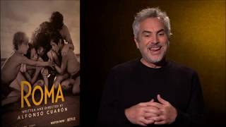 Alfonso Cuarón on Gender & Perspective in Roma