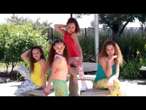 Fifth Harmony - Worth It (Haschak Sisters Cover) Chipmunk Version