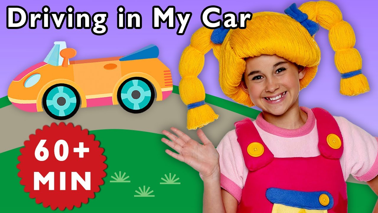 Youtube Mother Goose Club Driving In My Car