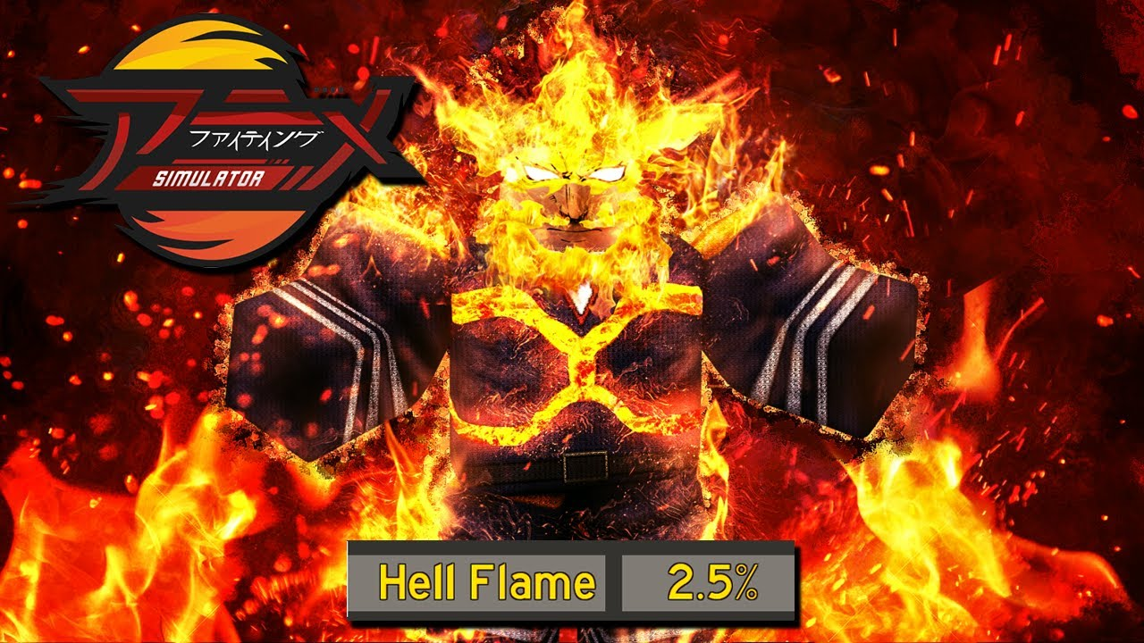 NUMBER 1 HERO *ENDEAVOR*! HOW STRONG IS HIS *NEW* HELL FLAME QUIRK? ANIME FIGHTING SIMULATOR ROBLOX - download from YouTube for free