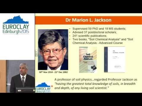 Euroclay 2015: Balwant Singh - Jackson Mid-Career Award, CMG – George Brown Lecture II