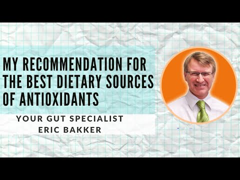My Recommendation For The Best Dietary Sources Of Antioxidants