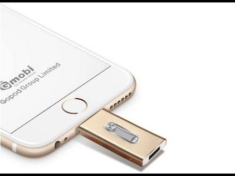 Usb флешка на айфон 6 s