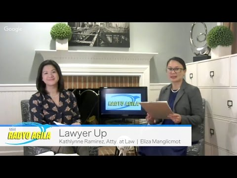 Lawyer Up Episode 2 - Harassment in the Workplace