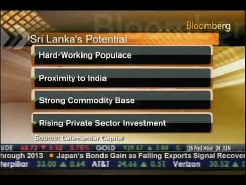 Bloomberg - Asia Business Tonight 24Jun09 - The world's first Sri Lanka private equity fund