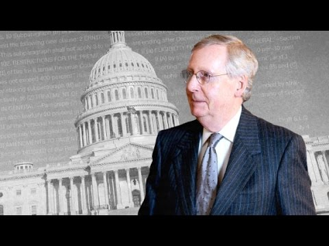McConnell delays vote on GOP health care bill