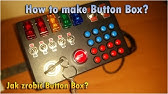 DIY button box for simracing - YouTube