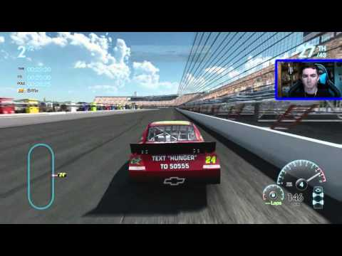 NASCAR The Game: Inside Line - Race 19/36 - Lenox Industrial Tools 301
