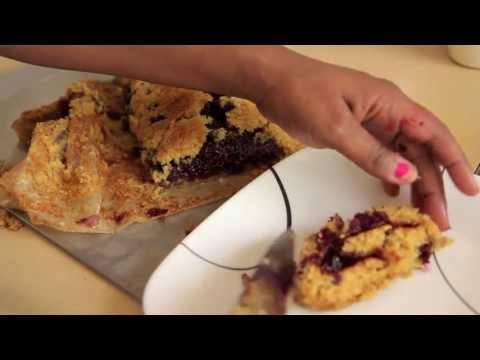 Blackberry Jelly Roll Recipe - Southern Queen of Vegan Cuisine 24/328