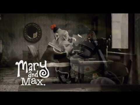 Mary and Max trailer en Español HD