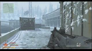 mw2 modern warfare 2 online multiplayer gameplay team deathmatch sub base ps3