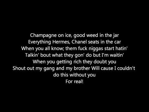 Wiz Khalifa- The Plan Official Lyrics