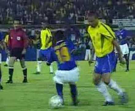 cilindro dueña Betsy Trotwood  Ronaldo 2006 World Cup Nike Ad - YouTube