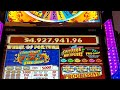 Wheel Of Fortune High Limit Slot SPIN Challenge (Silent Stream, Cuz Security)