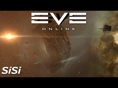 EVE Online - sisi - Moon Mining Mass test