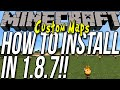 How To Download & Install Custom Maps In Minecraft 1.8.7