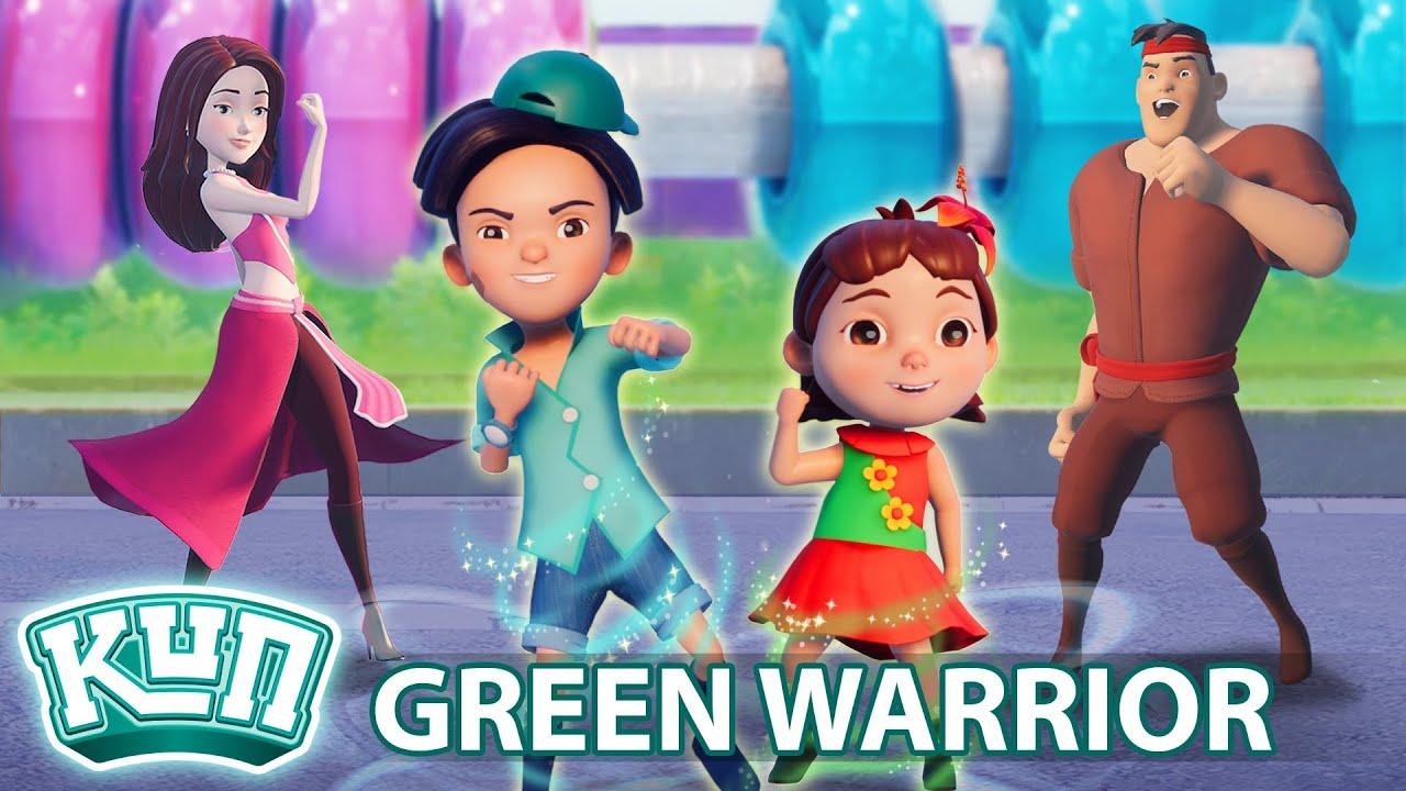 "Download ""GREEN WARRIOR"" MUSIC VIDEO  អ្នកចម្បាំងបៃតង"