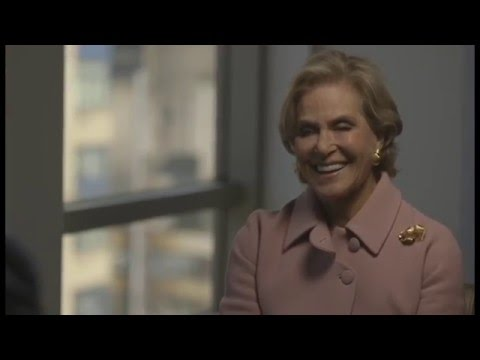 """Dr. Judith Rodin and Michael Berkowitz on the """"Most Exciting Things"""""""