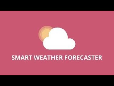 Smart Weather Forecaster