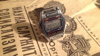 Часы Montana обзор
