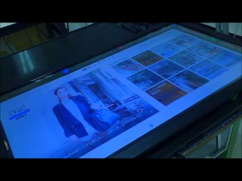 電子黒板アンドロイドOS搭載スマートTVBOXのタッチパネル化androidミニPC