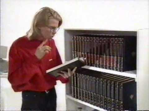 1992 Encyclopedia Britannica Commercial