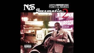 Nas - The World is Yours (Funky DL Jazzmatic 2 Remix)
