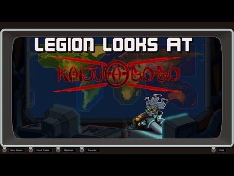 Legion Looks At - Kaiju-A-GoGo |