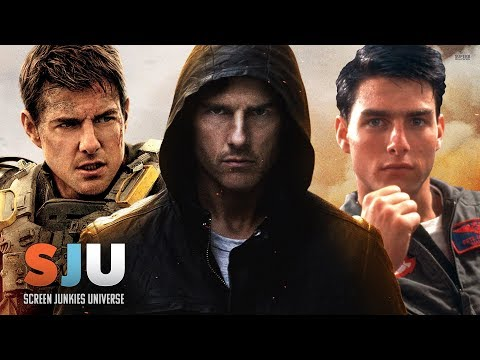 Tom Cruise is Making a Sequel That's Actually a Prequel! - SJU