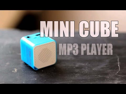 Mini Cube Music Player Cum Speaker Only for 150rs