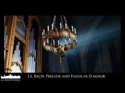 J.S. Bach: Praeludium Et Fuga In D-moll BWV 539 (E. Arakélian)