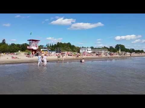 Pärnu -  The summer capital of Estonia