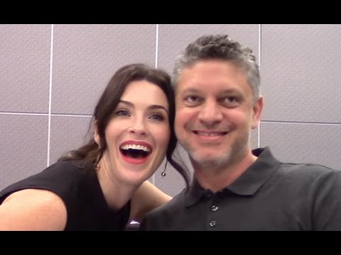 'Last Ship' Bridget Regan and Steven Kane , Season 3