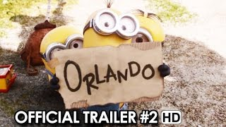 Minions Official Trailer #2 (2015) HD