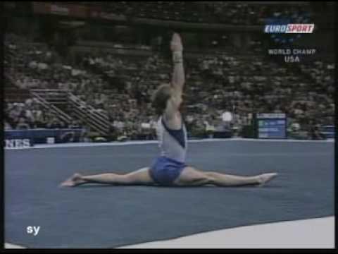 Paul Hamm 2003 Worlds EF