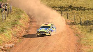 Dirt 4 PC | Austraila - Newton Boyd Farm (Descent) | Ford Fiesta R5 | Logitech G27 Gameplay