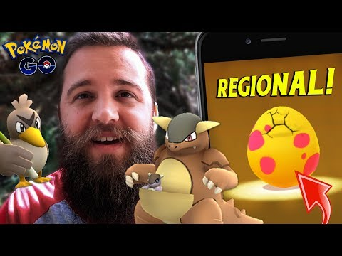 Solo Raiding & Another Regional Egg Hatch! (Pokemon Go) thumbnail