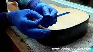 Luthier Tips du Jour Mailbag 89 - scratch repair