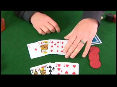 Five-Card Draw Poker : Five-Card Draw: When To Play A Draw