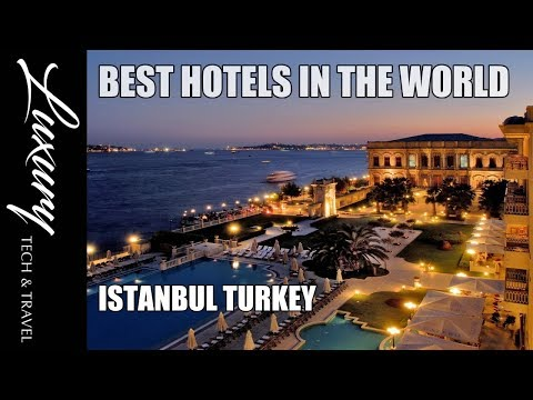 Best Hotels in ISTANBUL Turkey || Luxury Hotels Resorts Istanbul VIDEO TOUR